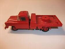 altes Blechspielzeug Antikspielzeug Spielzeug Auto LKW Feuerwehr Vilmer Dänemark