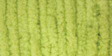 Bernat Small Polyester Baby Blanket Ball of Yarn Lemon Lime