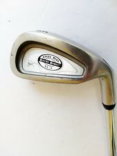 Turbo Power Steel Plus 5 Iron XL-4 - Turin Custom Clubs R-Flex Steel - RH 37 3/4