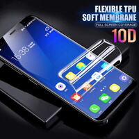 Hydrogel Film Full Coverage Screen Protector for Samsung Note 10 S8 S9 S10+ S10e