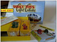 """Dinky Toys Coffret """"Services Publics"""" 1:43 Véhicules Miniatures - Noir/Rouge (25BD)"""