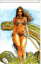 Cavewoman Labyrinth Budd Roots Special Edition Cover D (NM)`13