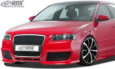Rdx pare-chocs Audi a3 8p Facelift/8pa sporback front tablier avant spoiler
