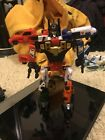 Transformers Landcross Ko Bootleg Victory G1