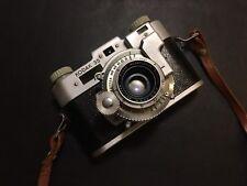 KODAK 35 I Kodak Anastigmat Special F3.5  50mm lens I Leather Case