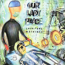 FREE US SHIP. on ANY 3+ CDs! ~Used,Good CD Our Lady Peace: Spiritual Machines Im