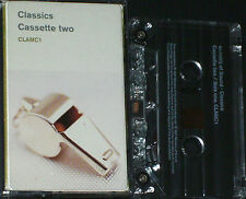 MINISTRY OF SOUND CLASSICS  CASSETTE TWO  CLAMC1 1997 ISSUE  ALBUM