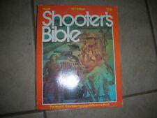 Shooter's Bible No. 68 1977 Edition