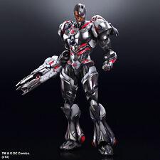 Figurine Play Arts Kai Cyborg - DC Comics Variant - Square Enix