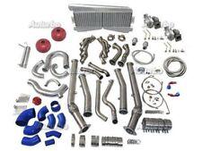 Auturbo Twin Turbo Intercooler Kit For 04-06 Pontiac GTO Holden Monaro LS1 LS2
