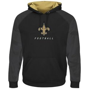 NFL New Orleans Saints Hoody Armor Hooded Sweater Hooded Pullover Jumper