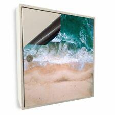 Stromkasten Magnet Bild Deko Stromverteiler Sicherungskasten Motiv 12 Strand