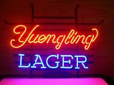 """New Yuengling Lager Neon Sign 20""""x16"""" Bar Pub Gift Light Lamp"""