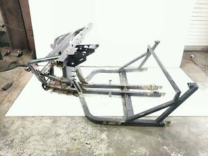 16 Polaris Ranger 900 XP Crew Frame Chassis Front BOS