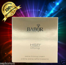 10X Babor HSR Lifting Extra Firming Cream 3ML(3ML X 10)30ML/1 OZ. TOTAL!!