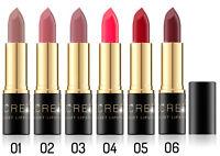Rouge à lèvres mat Velvet (6 couleurs)