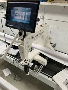 Block RockiT 14+ Pro Long Arm Quilting Machine with QuiltMotion 5.0 Automation