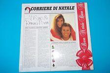 """AL BANO E ROMINA POWER """"CORRIERE DI NATALE """" LP WEA MUSIC 1991 SIGILLATO"""