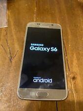 Samsung Galaxy S6 SM-G920 - 32GB - Gold (Verizon)