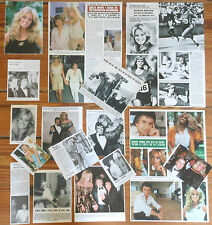 SUSAN ANTON spanish clippings 1970s/80s sexy photos Goldengirl Dudley Moore