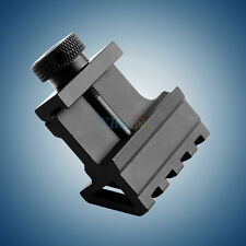20mm Tactics Weaver Rail Mount Quick Release 45 Degree Angle Picatinny Offset