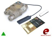 Element LA5-C PEQ-15 UHP Illuminator Module Laser Aimming Device EX419 FDE Brown
