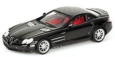 Mercedes Benz SLR McLaren 2004-09 schwarz black 1:43