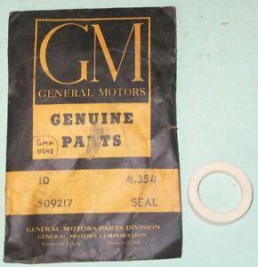 1939-1957 Pontiac NOS main drive gear felt oil seal 509217