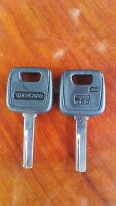 2Blanks Key Volvo Fit For VOLVO S40 V40 850 960 C70 S70 V70