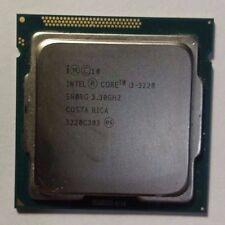 Intel Core i3-3220 3.3GHz Dual-Core Processor Socket LGA1155
