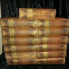 CHARLES DICKENS EXCELSIOR ED 13 VOL SET RARE