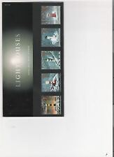 1998 ROYAL MAIL PRESENTATION PACK LIGHTHOUSES MINT DECIMAL STAMPS