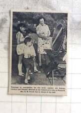 1974 Fun At Penberth Fete, Petrina, Carolyn And Timothy Mabbott