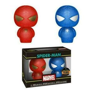 Funko Hikari Spider-Man Red & Blue Figures Limited 1500pc