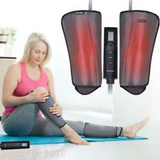 Electric Leg Heating Massager Air Compression Leg Wraps Arm Calf Therapy Mssager