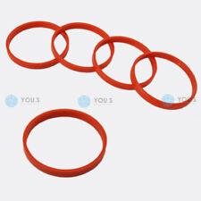 10 x Anelli di Centraggio Distanziatori Cerchi in Lega 72,0 - 66,6 mm MAK TSW -