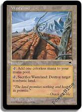 4 Wasteland - Land Tempest Mtg Magic Uncommon 4x x4