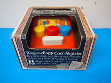 1983 Tomy Ring-a-Dingy cash register