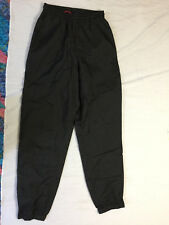 FILA MENS ATHLETIC NYLON PANTS SIZE S