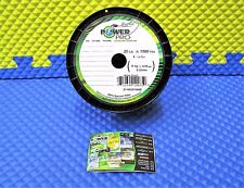 Power Pro Microfilament Braided Fishing Line 20 lb. 1500 yds. Moss Green