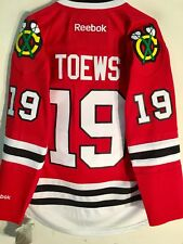 Reebok Premier NHL Jersey Chicago Blackhawks Jonathan Toews Red sz M