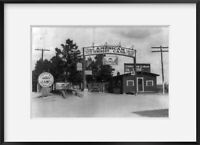 Photo: American Tourist Camp, Henderson, NC, US Route 1, Route 50