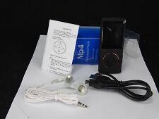 Mp4 Multimedia Player 8 Go Noir (ct187)