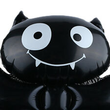 Hot 88cm * 64cm Black Bat Animal Halloween Foil Balloon Children Birthday Party