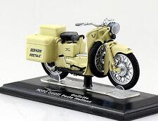 Moto Guzzi Galletto Post Italien beige Starline 1:24 Motorrad- Modell 99037