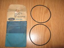 2 NOS 1968-1972 Ford F100 F250 Steering Box Piston Seal O-Rings 382743-S OEM