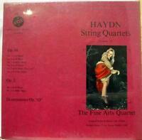 FINE ARTS QUARTET haydn string vol. ix 3 LP Sealed SVBX 597 Vinyl  Record
