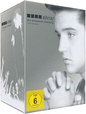 Elvis - the Ultimate Collection Memphis Hollywood Army Years 8 DVD Box Edition
