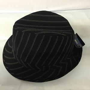 Womens Classic Trilby Hat Bnwt