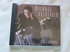 Michael Feinstein - Isn't It Romantic - (CD, Apr-1988, Elektra (Label))